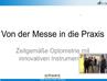 """Video """"Von der Messe in die Praxis - Zeitgemäße Optometrie mit innovativen Instrumenten"""" öffnen"""
